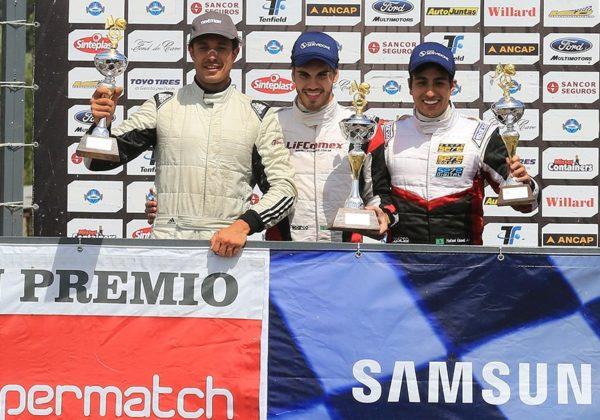 Já campeão, Juan Vieira faz prova de recuperação e ganha de novo no Uruguai
